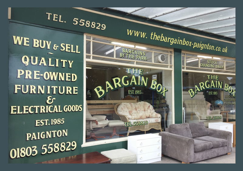 the bargain box second hand furniture in paignton rh thebargainbox paignton co uk places that buy second hand furniture near me